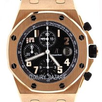 Audemars Piguet Royal Oak Offshore Chronograph new Automatic Chronograph Watch only Z 26055OR.OO.D001IN.01