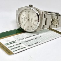 Rolex Steel 34mm Automatic 114200 new