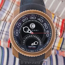 Gérald Genta 47mm Automatic pre-owned Gefica Black
