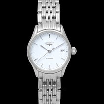 Longines Lyre Steel 25.00mm White United States of America, California, San Mateo
