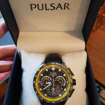 Pulsar Steel 44mm Quartz 15550D pre-owned