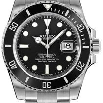 Rolex Submariner Date 116610LN New Steel 40mm Automatic United States of America, New York, New York
