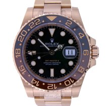 Rolex GMT-Master II 126715CHNR 2018 pre-owned