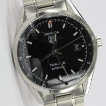 TAG Heuer Carrera Calibre 7 Steel 38,5mm Black