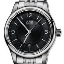 Oris Classic Acier 42mm Noir
