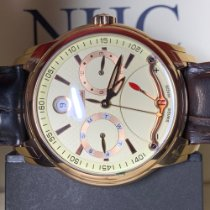 Nouvelle Horlogerie Calabrese (NHC) Rose gold 40mm BFR022 pre-owned