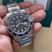 Rolex GMT-Master II 116710LN Neu Stahl 40mm Automatik
