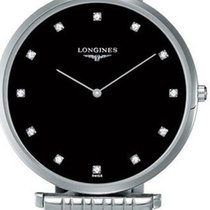 Longines Steel Quartz L4.755.4.58.6 new