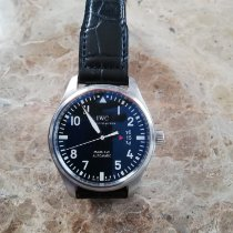 IWC Pilot Mark occasion 41mm Date Cuir de crocodile