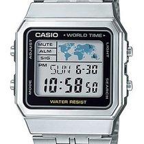 Casio Plastic 39mm Quartz A-500WEA-1E new