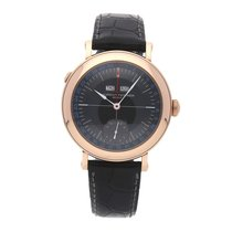 Laurent Ferrier Rose gold 40mm Manual winding LCF025.R5.A2W.1 pre-owned