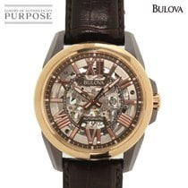 Bulova Steel 43mm Automatic 98A165 pre-owned