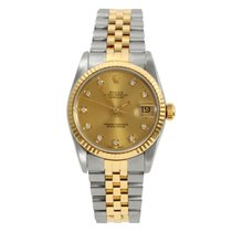 Rolex Steel 31mm Automatic 68273 pre-owned