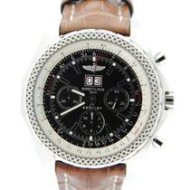 Breitling Bentley 6.75 Chronograph Stainless Steel