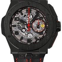 Hublot Big Bang UNICO Ferrari 45mm 401.cx.0123.vr ALL BLACK