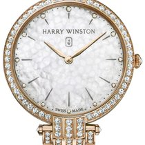 Harry Winston Premier Rose gold 39mm United States of America, New York, Airmont