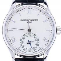 Frederique Constant Horological Smartwatch Herrenuhr Stahl...