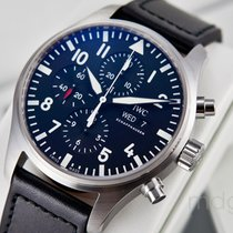 IWC Pilot Chronograph 43mm - IWC Warranty