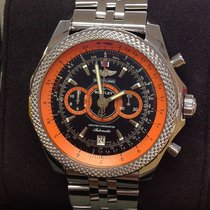 Breitling Bentley Supersports Orange - Box & Papers 2012