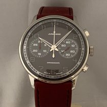 Junghans Steel 40.8mm Automatic 027 3685 00 new