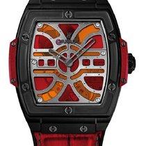 恒寶 Spirit of Big Bang Vitrail Ceramic 612.CI.0002.LR Watch