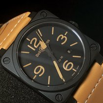 Bell & Ross BR 03-92 Ceramic BR0392-HERITAGE-CE 2018 new