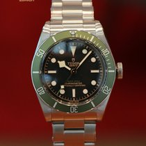 Tudor 79230G Stahl Black Bay (Submodel)