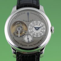 F.P.Journe Tourbillon Souverain Dead Seconds Platinum