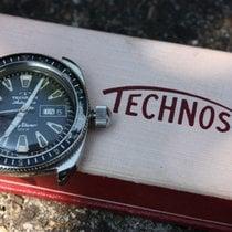 Technos Taucheruhr 250m Automatic, incl. Uhrenbox