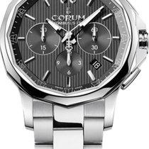 Corum Admiral's Cup Legend 42 nowość Automatyczny Zegarek z oryginalnym pudełkiem i oryginalnymi dokumentami 984.101.20/V705 AN10