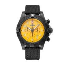 Breitling Avenger Hurricane 50mm Yellow Arabic numerals United States of America, New York, New York