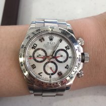 Rolex 40mm Automatic pre-owned Daytona