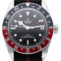 Tudor Black Bay GMT 41mm Schwarz