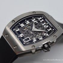 Richard Mille Titanium Automatisch RM 67-01 nieuw