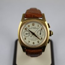 Girard Perregaux Or jaune Remontage automatique Blanc Arabes 38mm occasion