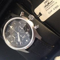 IWC 3741 Steel 2003 Pilot Chronograph 36mm pre-owned