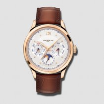 Montblanc Red gold Automatic White 40mm new