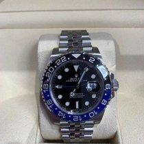Rolex Acél 40mm Automata 12670BLNR új