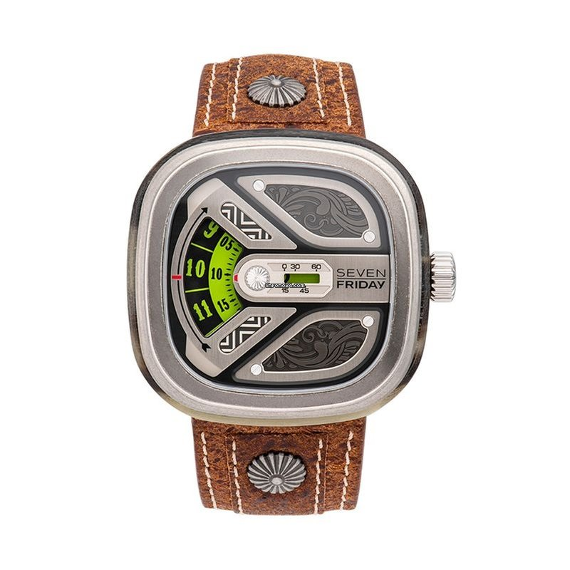 Sevenfriday M-Series M1B/02 El Charro Limited Edition for Rp