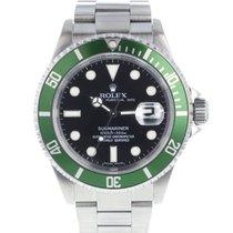 Rolex 16610T Acciaio 2006 Submariner Date 40mm usato