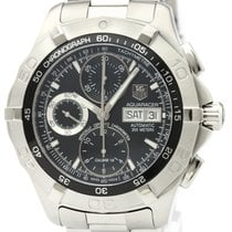 TAG Heuer Steel 43mm Automatic CAF5010 pre-owned