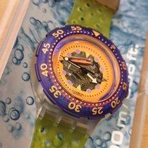 Swatch Plast Quartz použité