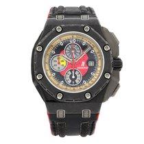 Audemars Piguet Royal Oak Offshore Grand Prix Carbon 56mm Black No numerals