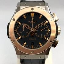 Hublot Classic Fusion Chronograph Titanium 45mm Black United Kingdom, London