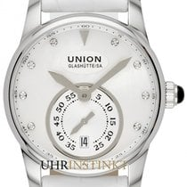 Union Glashütte Steel 36mm Automatic D004.228.16.116.00 new