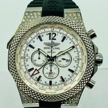 Breitling Bentley GMT Steel 49mm Black No numerals United States of America, New York, NEW YORK