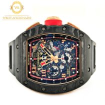 Richard Mille Rose gold 50mm Automatic RM 011 pre-owned United States of America, New York, New York