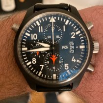 IWC Pilot Chronograph Top Gun IW379901 pre-owned