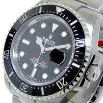 勞力士 Sea-Dweller 126600 全新 鋼 43mm 自動發條