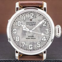 Zenith Pilot Type 20 05.2430.679/17.C902 Unworn Silver 45mm Automatic
